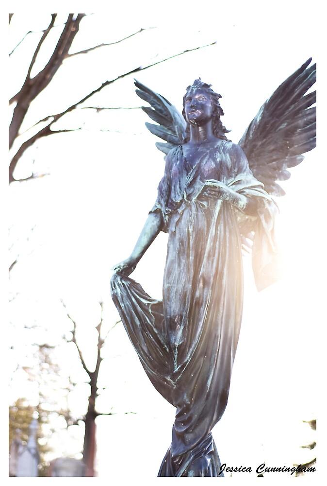 Black Angel by jesykah