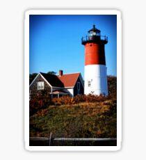 Lighthouse by Jobe Waters Sticker