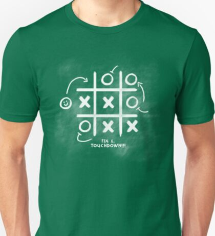 Touchdown! (How Football works, as I Understand It) T-Shirt