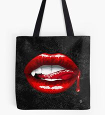Bloody Bites Tote Bag