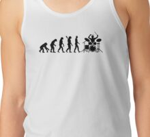 Evolution drummer Tank Top