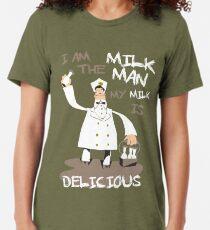 Ich bin der Milchmann, meine Milch ist köstlich Vintage T-Shirt