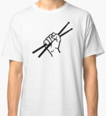 Drummer drumsticks Classic T-Shirt