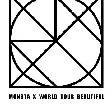 Monsta X Beautiful World Tour - Innocent Version by slickchicken