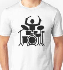 Drums drummer T-Shirt