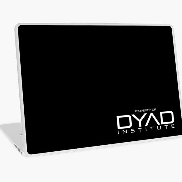 Property of DYAD Institute (Black) - Orphan Black Laptop Skin