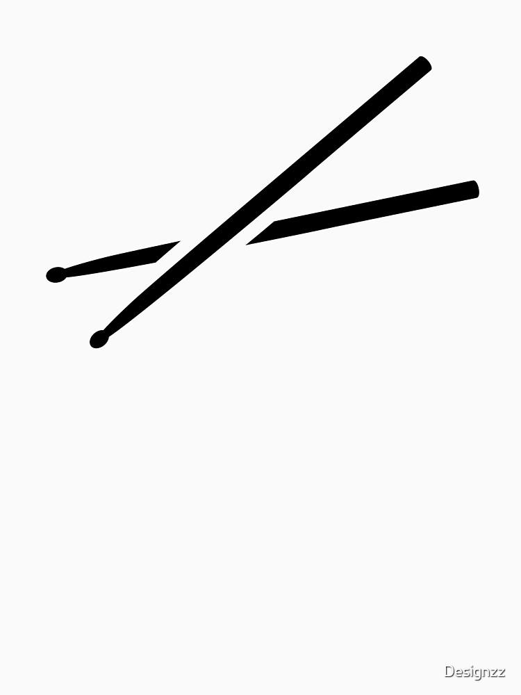 Drumsticks by Designzz