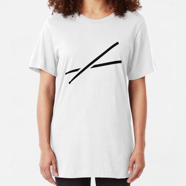 Drumsticks Slim Fit T-Shirt