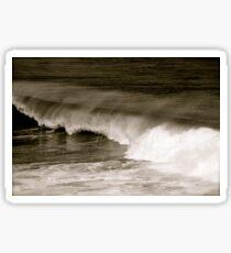 Waves by Jobe Waters Sticker
