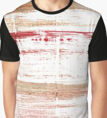 Lotion abstract watercolor background Graphic T-Shirt