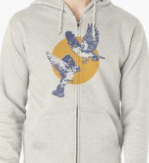 Sparrows Zipped Hoodie