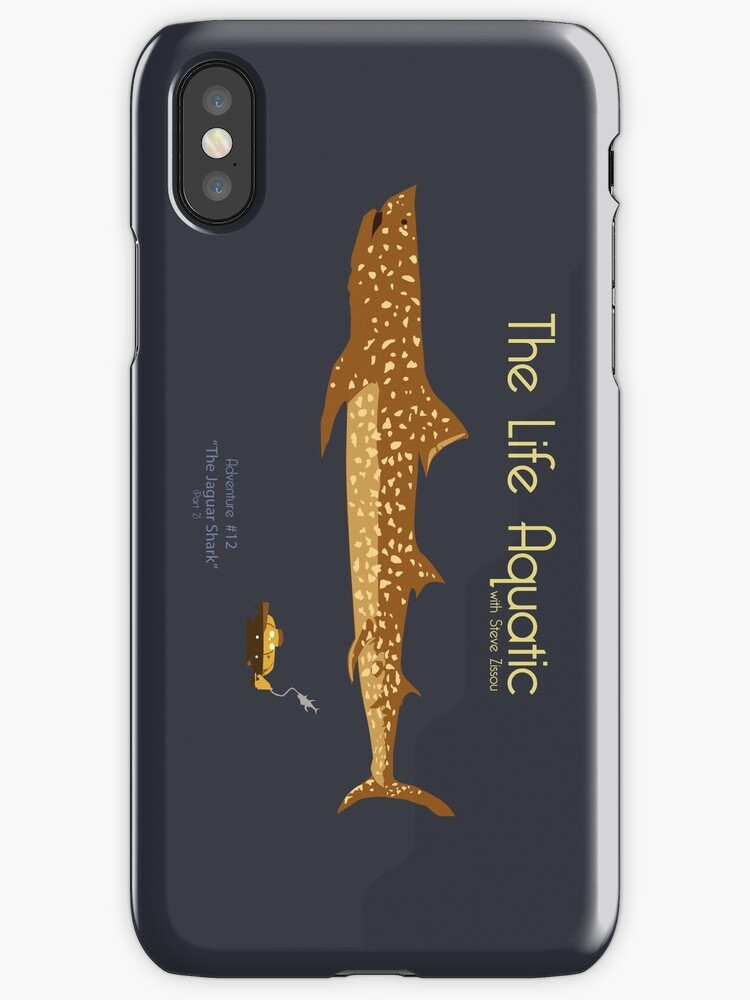 """Jaguar Shark"""" IPhone Cases & Covers By"""