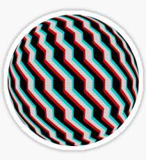 min23 [3D effect] Sticker
