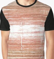 Tumbleweed abstract watercolor background Graphic T-Shirt