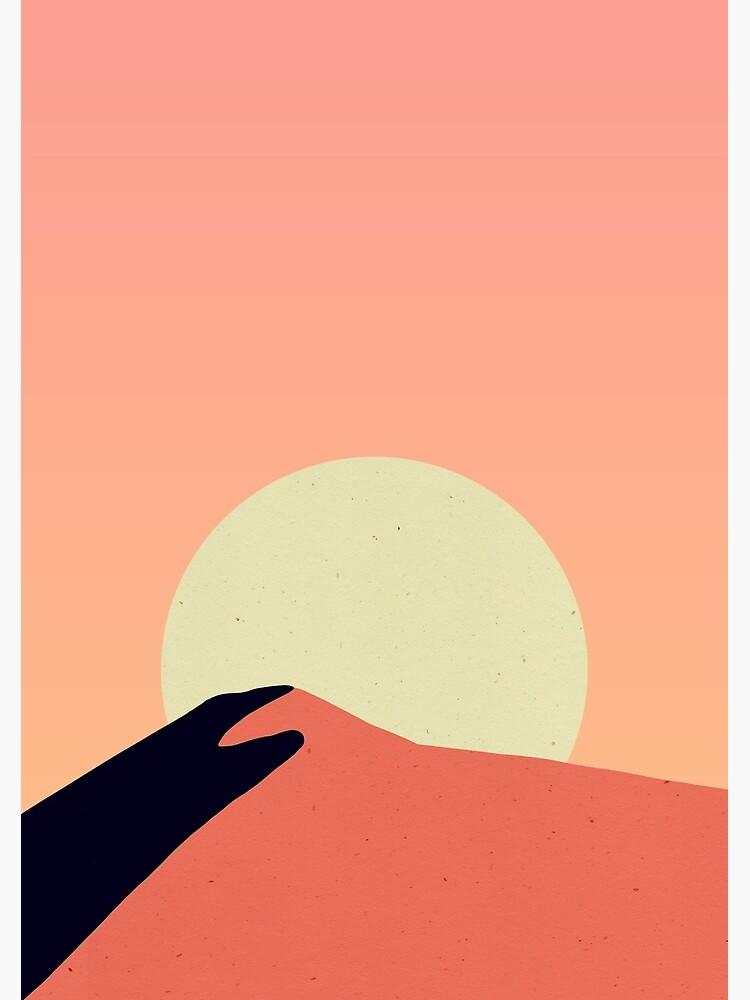 Desert Warmth by fernandaschalle