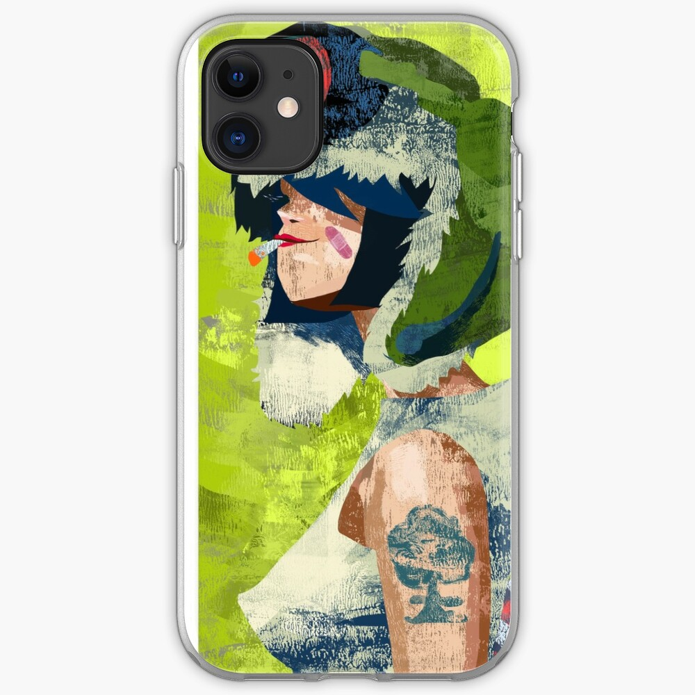 Tank Girl Iphone Case Cover By Coriredford Redbubble