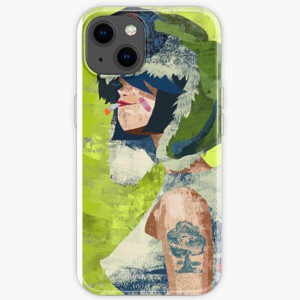 Tank Girl iPhone Soft Case