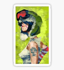Tank Girl Sticker