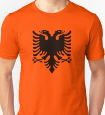 Albanian double headed eagle Unisex T-Shirt