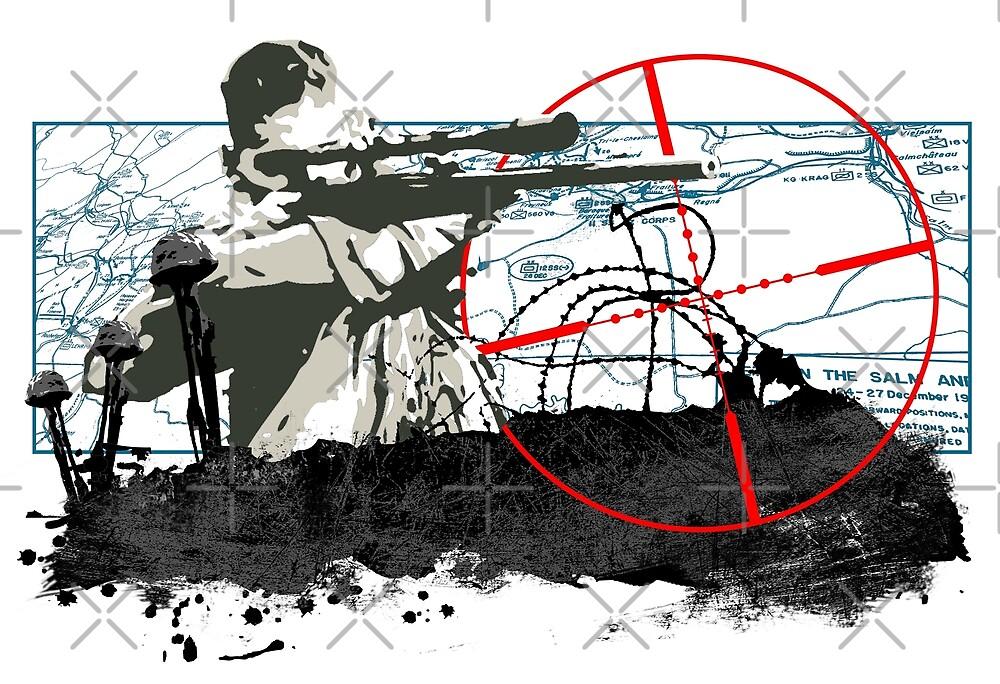 Long Shot (Sniper) by Josh Edgar