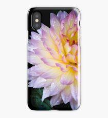 West Coast Gardens: Dahlia Debutante iPhone Case/Skin