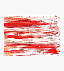 Lust abstract watercolor background Photographic Print
