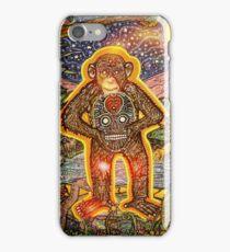large monkey iPhone Case/Skin