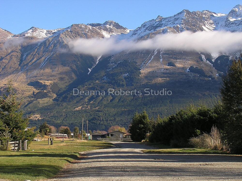 Glenorchy Grandeur by Deanna Roberts Think in Pictures
