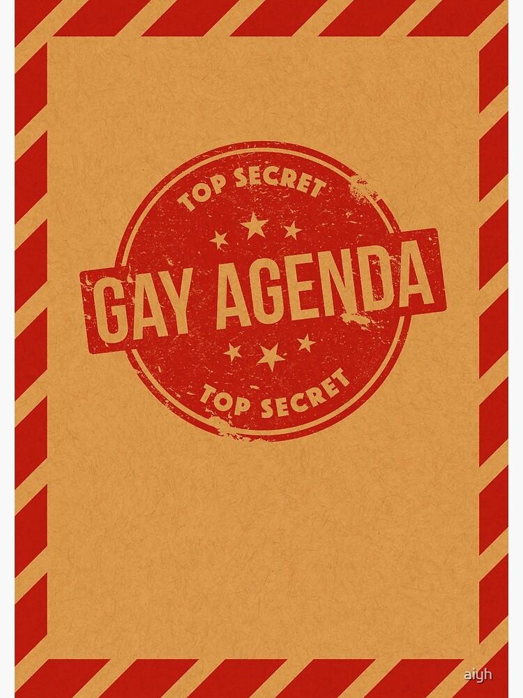 Gay Agenda by aiyh