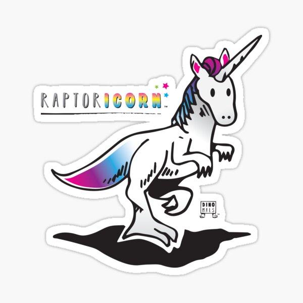 RAPTORICORN™ Sticker