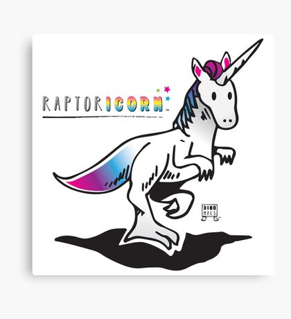 RAPTORICORN™ Canvas Print