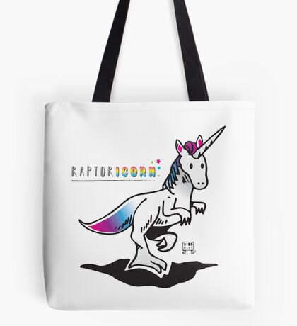 RAPTORICORN™ Tote Bag