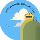 Home is where your heart is by Xinnie