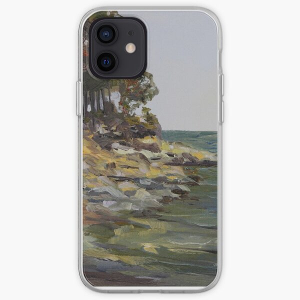 Oyster Bay Late July iPhone Soft Case