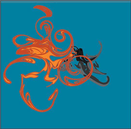 Octopus by Mathew Woodhams