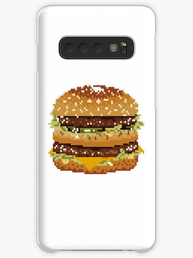 coque samsung galaxy s6 hamburger