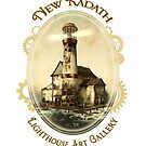 New Kadath Lighthouse Art Gallery by GuyMoore