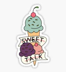 Sweet Talk Sticker