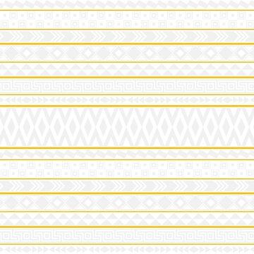 Bold Geometric Pattern by ChunkyDesign