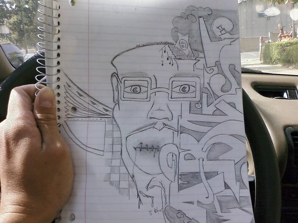 graff by Jonathan  Garcia