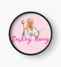 Sashay Away - RuPaul  Clock