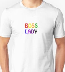 Boss Lady Unisex T-Shirt