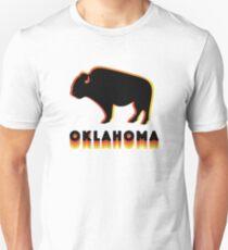 Retro Buffalo Unisex T-Shirt