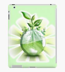 Ecology, Earth science, Environment, Eco, Ecosystems, Green iPad Case/Skin