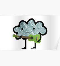 Cloudie Johnston Poster