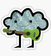 Cloudie Johnston Sticker