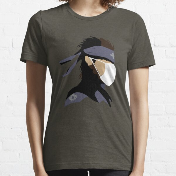 Solid Snake Paramedic Essential T-Shirt