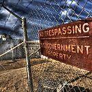 No Trespassing by Ben Pacificar