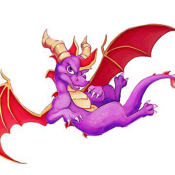 The Legend of Spyro by BlazeTFD