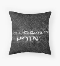 Assembly Point Throw Pillow